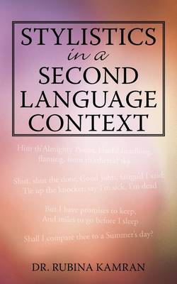Stylistics in a Second Language Context (Paperback)