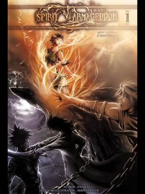 Spirit Armageddon: The Armageddon Project (Paperback)