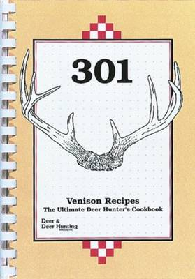 301 Venison Recipes from the Readers of Deer and Deer Hunting Magazine (CD-ROM)
