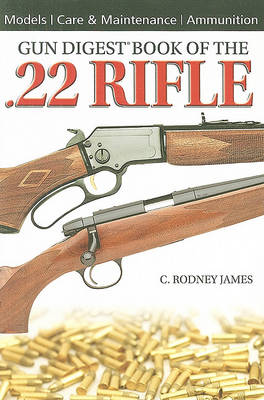 Gun Digest Book of the .22 Rifle (Paperback)
