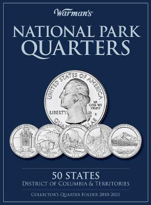 National Parks Quarters: 50 States + District of Columbia & Territories: Collector's Quarters Folder 2010-2021 (Hardback)