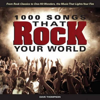 1,000 Songs That Rock Your World (Paperback)