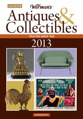 Warman's Antiques & Collectibles 2013: Price Guide (Paperback)