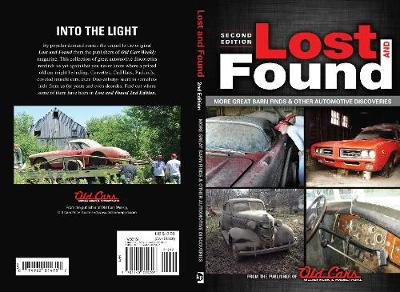 Lost and Found 2: More grear barn finders & other automotive discoveries (Paperback)