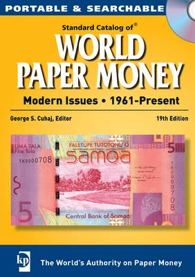Standard Catalog of World Paper Money - Modern Issues 1961-Present (CD-ROM)