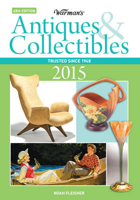 Warman's Antiques & Collectibles 2015 Price Guide (Paperback)
