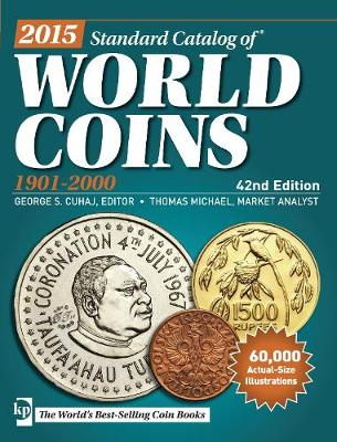 2015 Standard Catalog of World Coins 1901-2000 (Paperback)