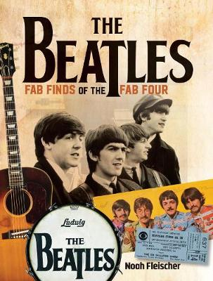 The Beatles - Fab Finds of the Fab Four (Paperback)