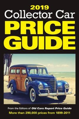 2019 Collector Car Price Guide (Paperback)