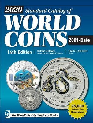 2020 Standard Catalog of World Coins, 2001-Date (Paperback)