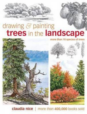 Drawing and Painting Trees in the Landscape (Hardback)