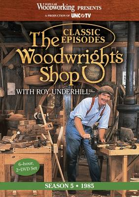 Classic Episodes, The Woodwright's Shop (Season 5) (DVD video)