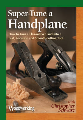 Super-Tuning a Hand Plane (DVD video)