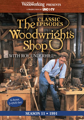 Classic Episodes, The Woodwright's Shop (Season 11) (DVD video)