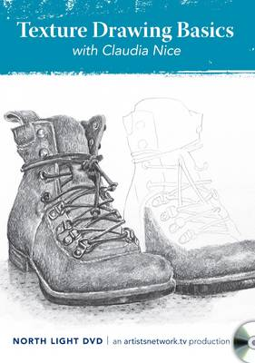 Texture Drawing Basics with Claudia Nice (DVD video)