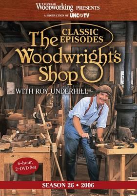 Classic Woodwright's Shop: Season 26 (DVD video)