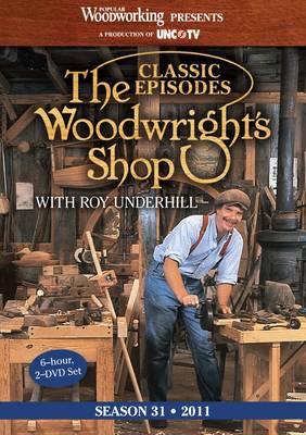 Classic Woodwright's Shop Season 31 (DVD video)