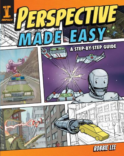 Perspective Made Easy: Step by Step Drawing Lessons (Paperback)