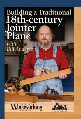 Make an 18th Century Jointer Plane (DVD video)