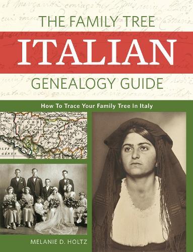 The Family Tree Italian Genealogy Guide (Paperback)