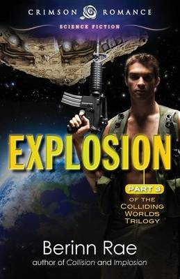 Explosion - Colliding Worlds 3 (Paperback)