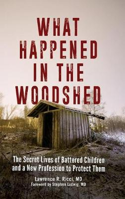 What Happened in the Woodshed: The Secret Lives of Battered Children and a New Profession to Protect Them (Hardback)