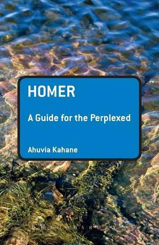Homer: A Guide for the Perplexed - Guides for the Perplexed (Paperback)