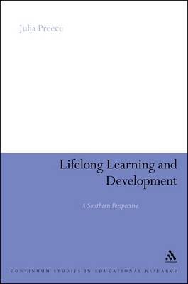 Lifelong Learning and Development: A Southern Perspective - Continuum Studies in Educational Research (Paperback)