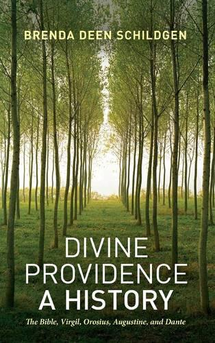 Divine Providence: A History: The Bible, Virgil, Orosius, Augustine, and Dante (Hardback)