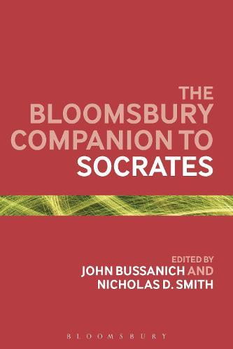The Bloomsbury Companion to Socrates - Bloomsbury Companions (Hardback)