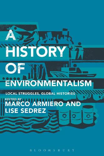 A History of Environmentalism: Local Struggles, Global Histories (Paperback)