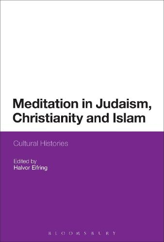 Meditation in Judaism, Christianity and Islam: Cultural Histories (Hardback)