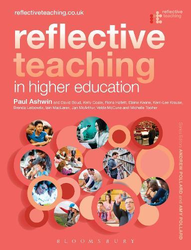 Reflective Teaching in Higher Education - Reflective Teaching (Hardback)