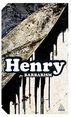 Barbarism - Continuum Impacts (Hardback)