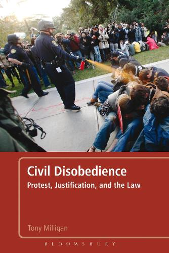 Civil Disobedience: Protest, Justification and the Law (Paperback)