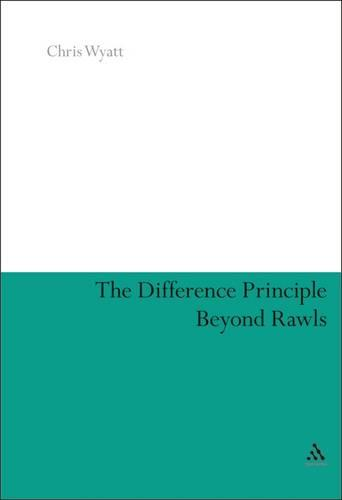 The Difference Principle Beyond Rawls (Paperback)