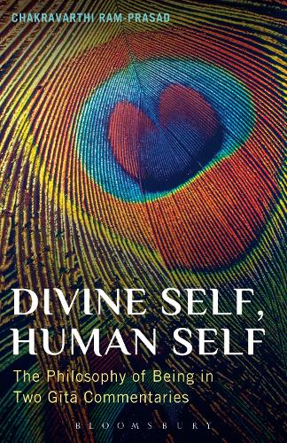 Divine Self, Human Self: The Philosophy of Being in Two Gita Commentaries (Paperback)