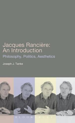 Jacques Ranciere: An Introduction (Hardback)
