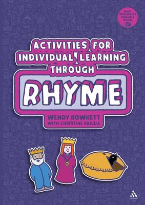 Activities for Individual Learning Through Rhyme (Paperback)