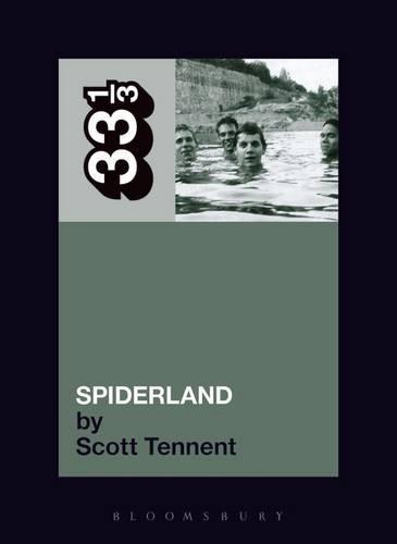 Slint's Spiderland - 33 1/3 (Paperback)