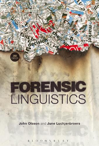 Forensic Linguistics (Paperback)