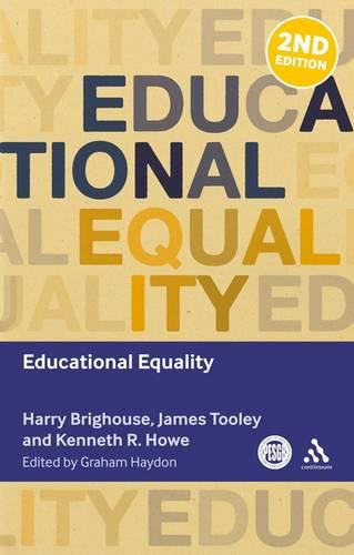 Educational Equality - Key Debates in Educational Policy (Paperback)