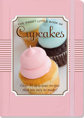 Sweet Little Book of Cupcakes (Spiral bound)