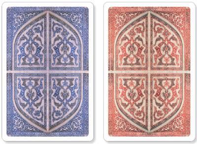 Premium Playing Cards Bridge Persian Splendor: P