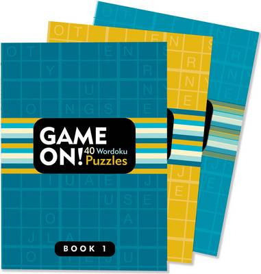 Game On! Puzzle Books Wordoku
