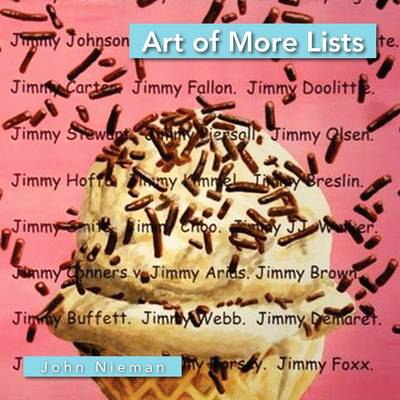Art of More Lists (Paperback)