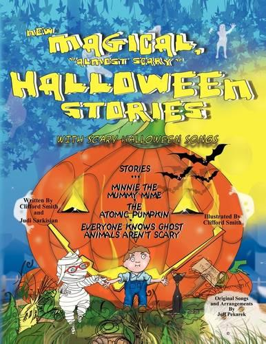 New Magical (Almost Scary) Holloween Stories (Paperback)