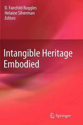 Intangible Heritage Embodied (Hardback)