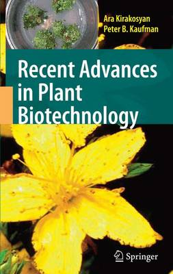 Recent Advances in Plant Biotechnology (Hardback)