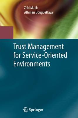 Trust Management for Service-Oriented Environments (Hardback)